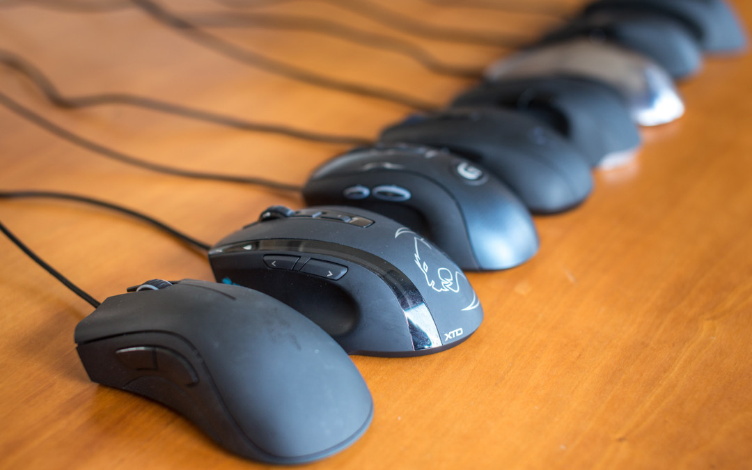 In Search of the Perfect Mouse: The Scouring